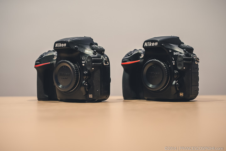 Nikon D810 test and review left
