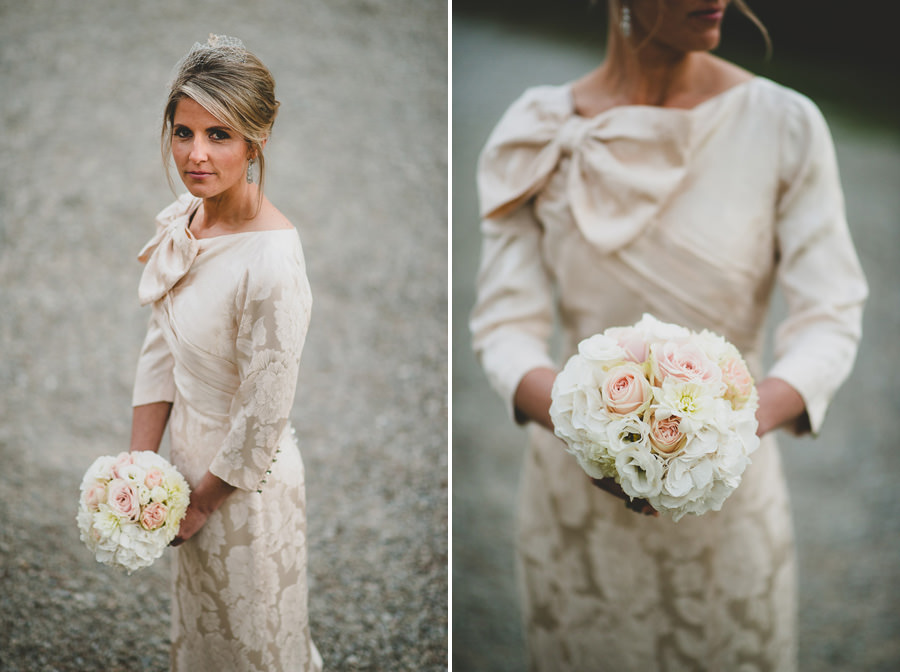 Simply Romantic Country Chic Wedding in Tuscany Photos