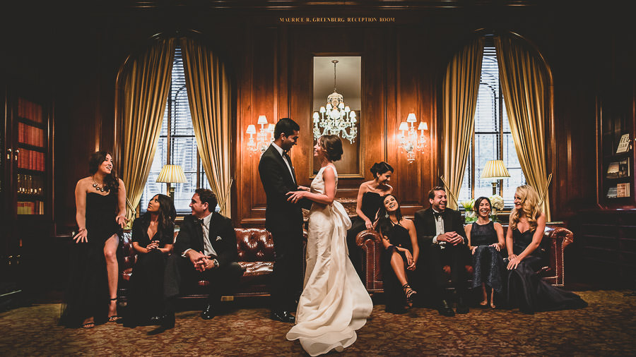 Timeless Wedding Photos in New York | Destination Photography