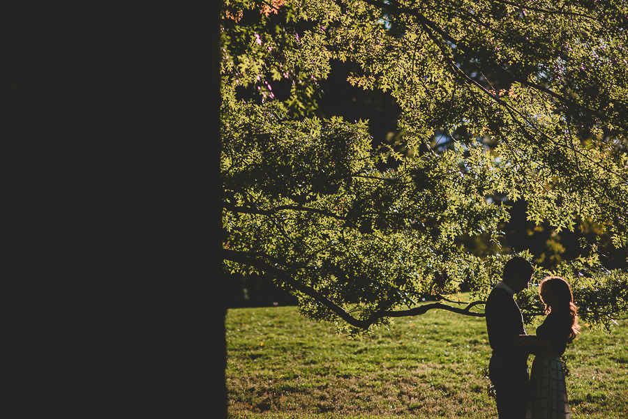 Romantic Pre Wedding Photos in Central Park // New York City
