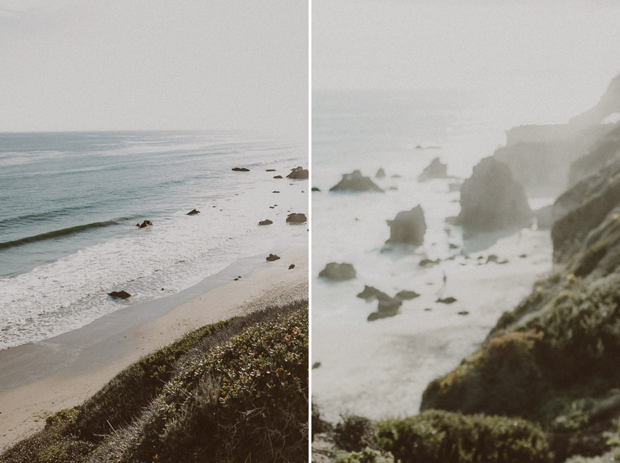 Los angweles wedding photographer Love Session on the Beach