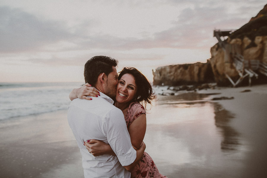 Love Session Photo - El Matador Beach