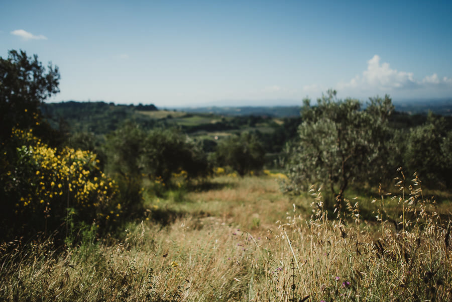 relaxed countryside wedding tuscany one lens photography 1001