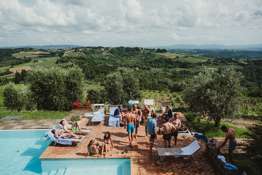 relaxed countryside wedding tuscany one lens photography 1110