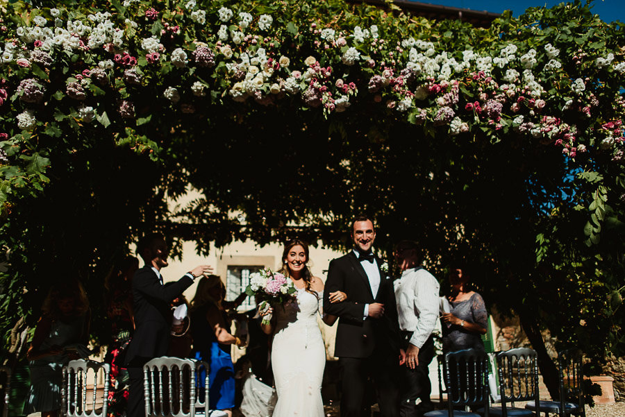 get married in Cortona Villa buffer apetizer aperitif