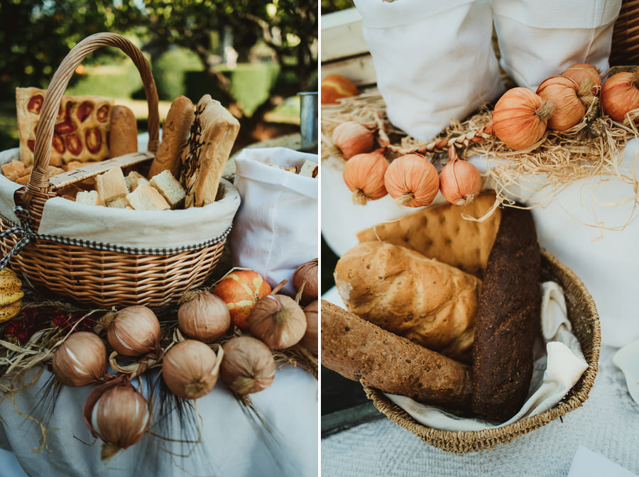 Borgo Sotmennano Wedding Photographer tuscan typical food dishes
