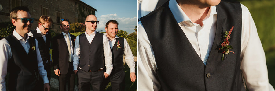 Borgo Sotmennano Wedding Photographer aperitif guests portrait