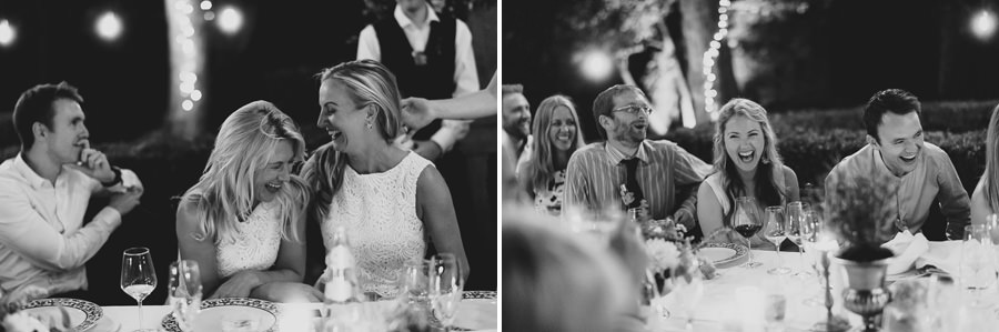 Borgo Sotmennano Wedding Photographer fun with guests