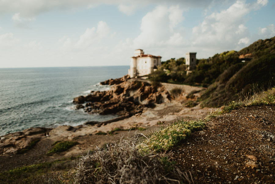 tuscan seaside wedding photographer livorno landscape