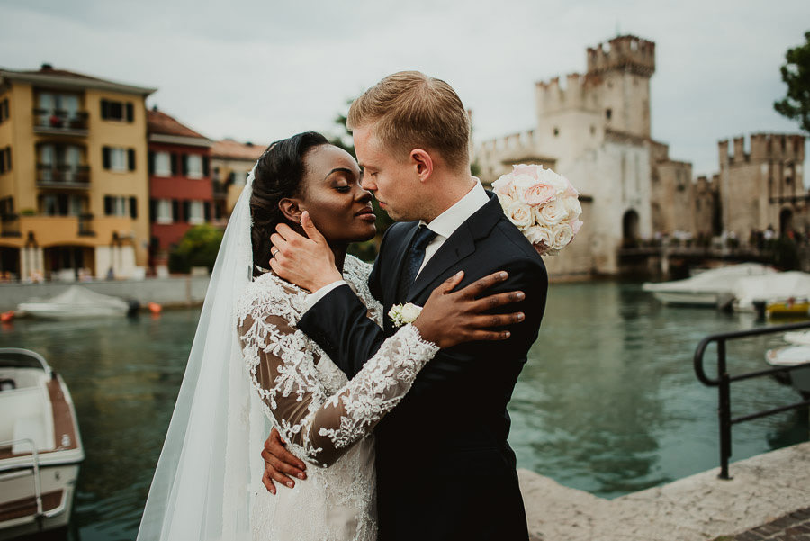 Sirmione Wedding photographer Sirmione Castle