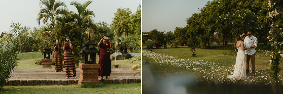 Myanmar wedding photographer Bagan Burma Aureum Palace elopement