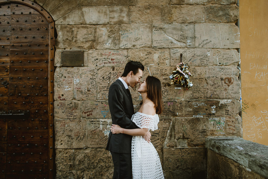Pre Wedding Photography Italy Tuscany lifestyle fine art portrai