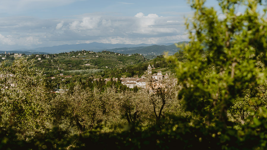 Pre Wedding Photography Italy tuscan countryside fine art
