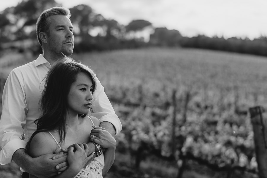 intimate Couple portrait photography florence tuscan countrysid