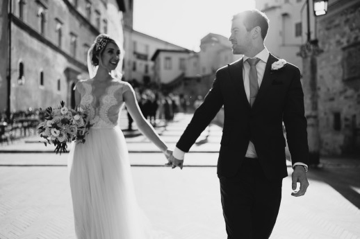 Luxury Wedding in Umbria