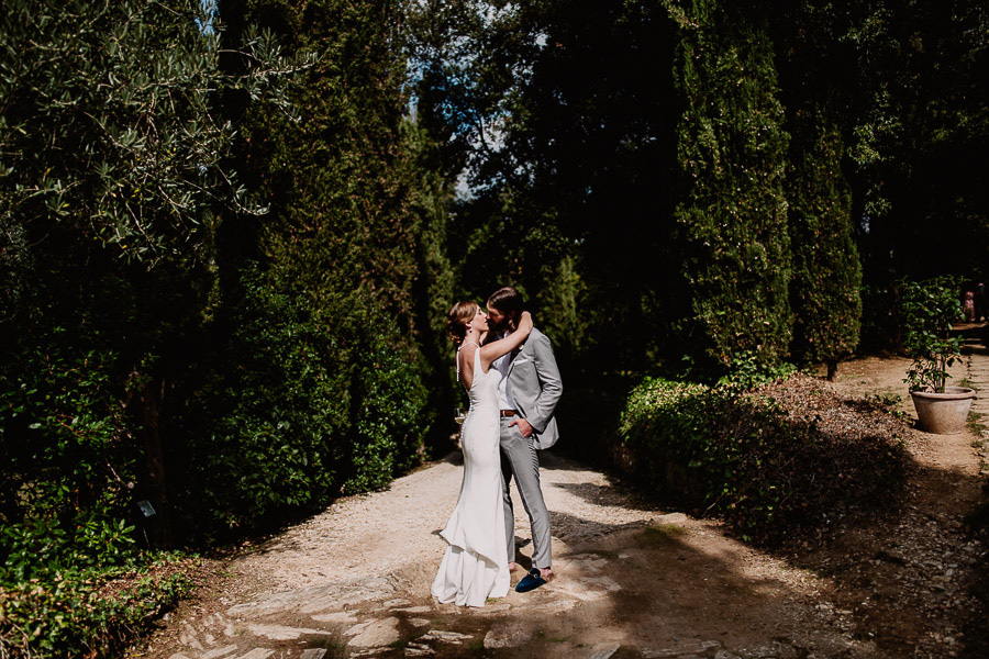 Exclusive italian wedding modern bridal couple photography