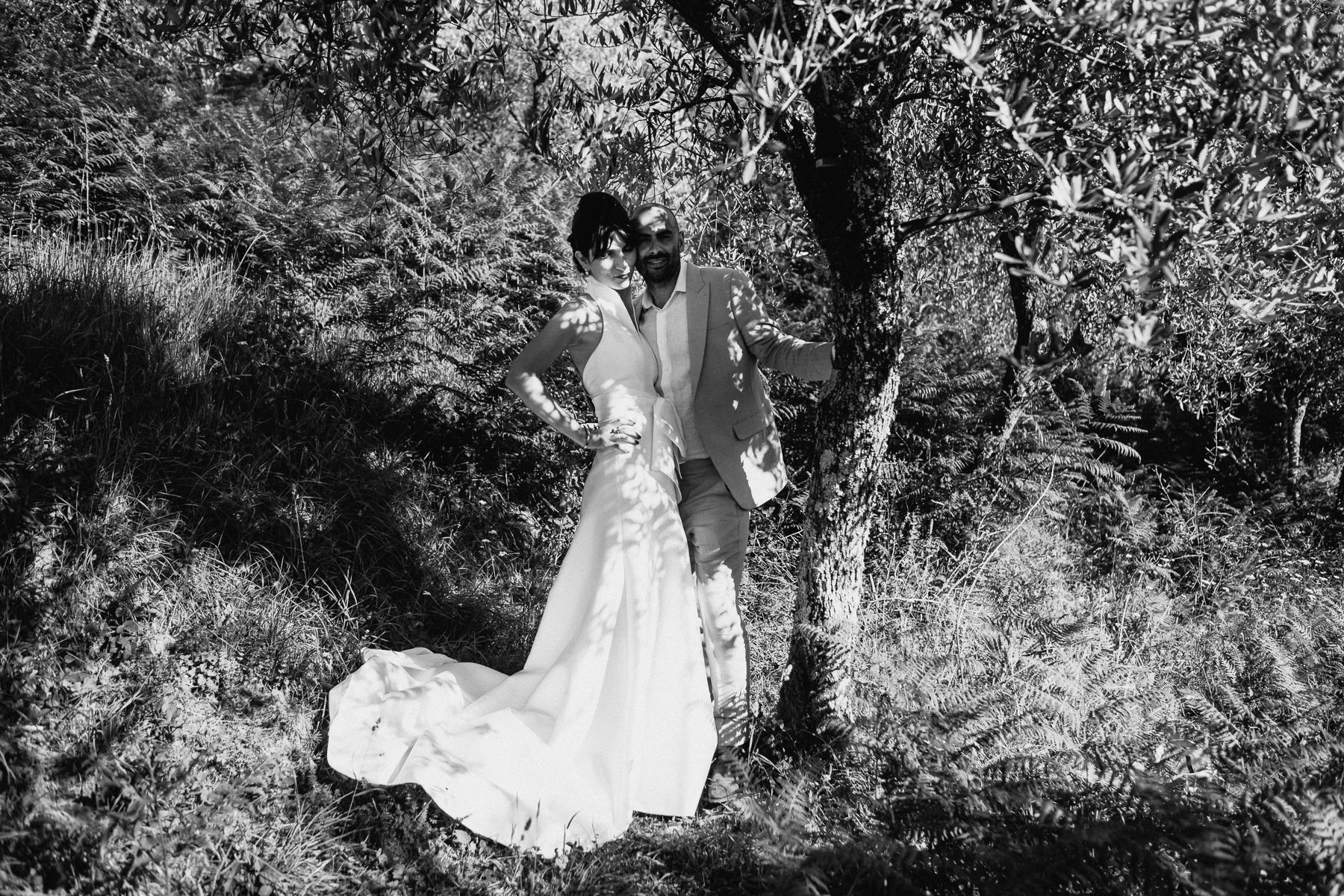 creative wedding photographer tuscany bridal portrait session ph
