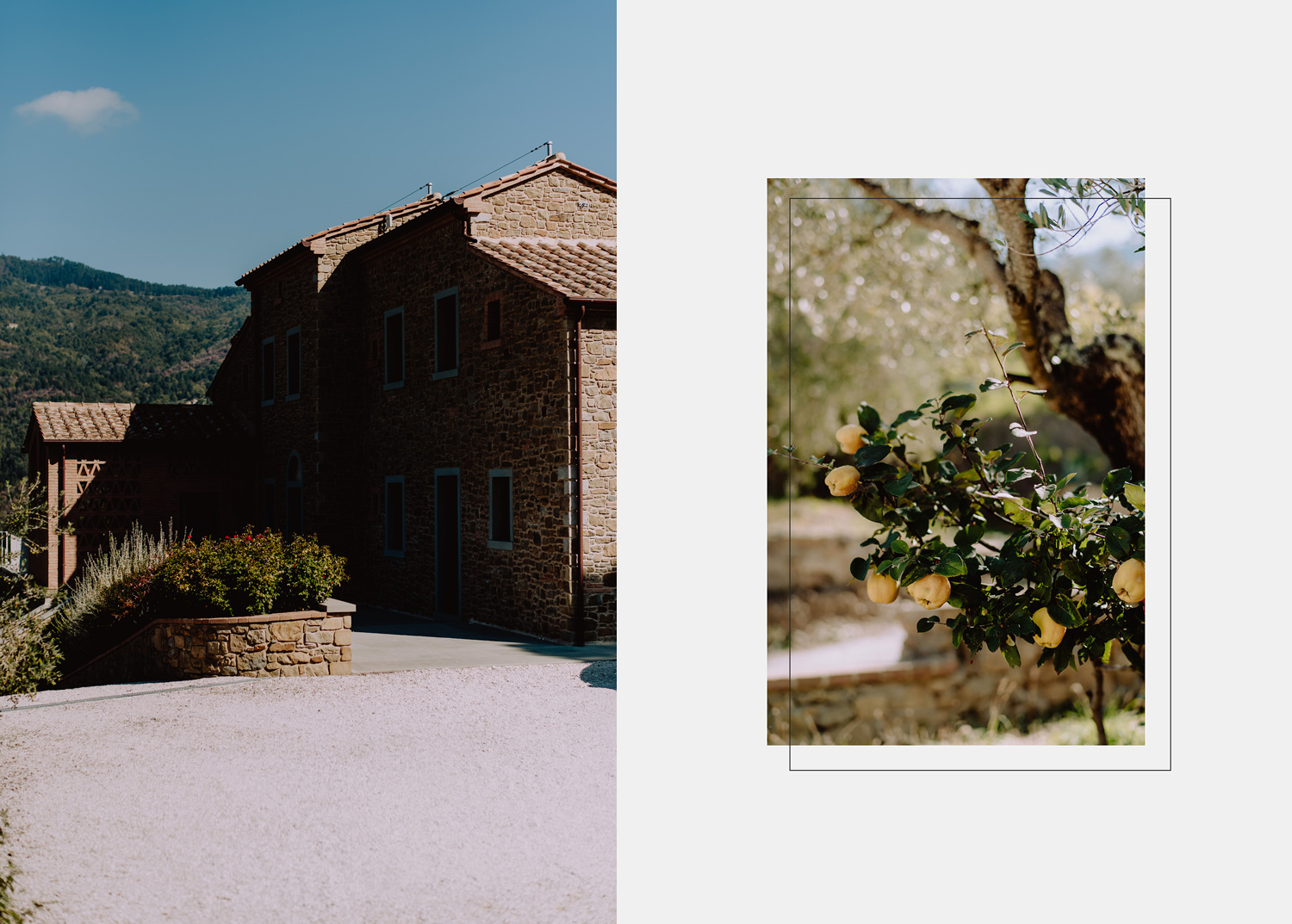 Umbria wedding photographer intimate wedding villa
