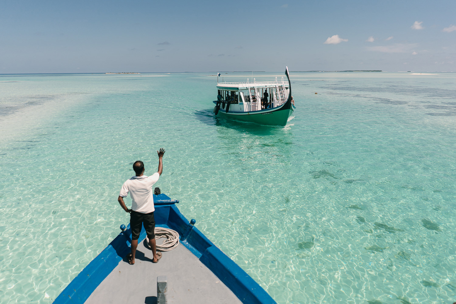 wedding photographer in maldives anniversary trip cocoon drone mavic aerial photographer