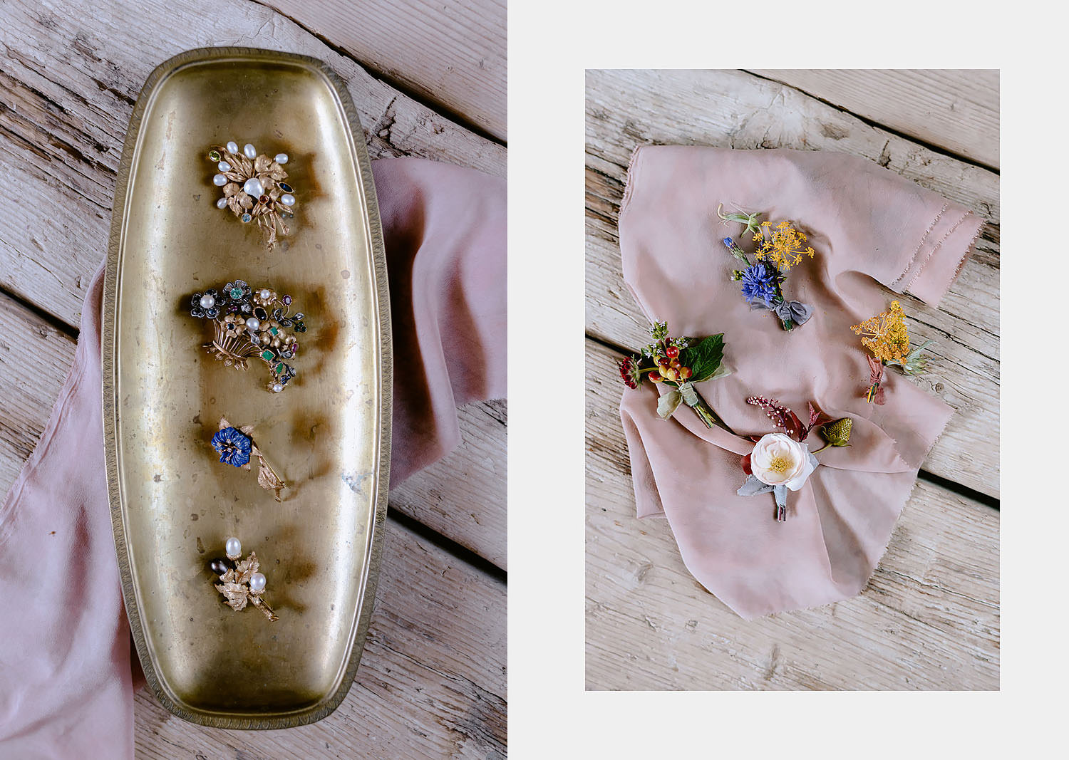 Wedding Inspiration Tuscan Rolling Hills oro due gioielli puscina flowers boutonniere