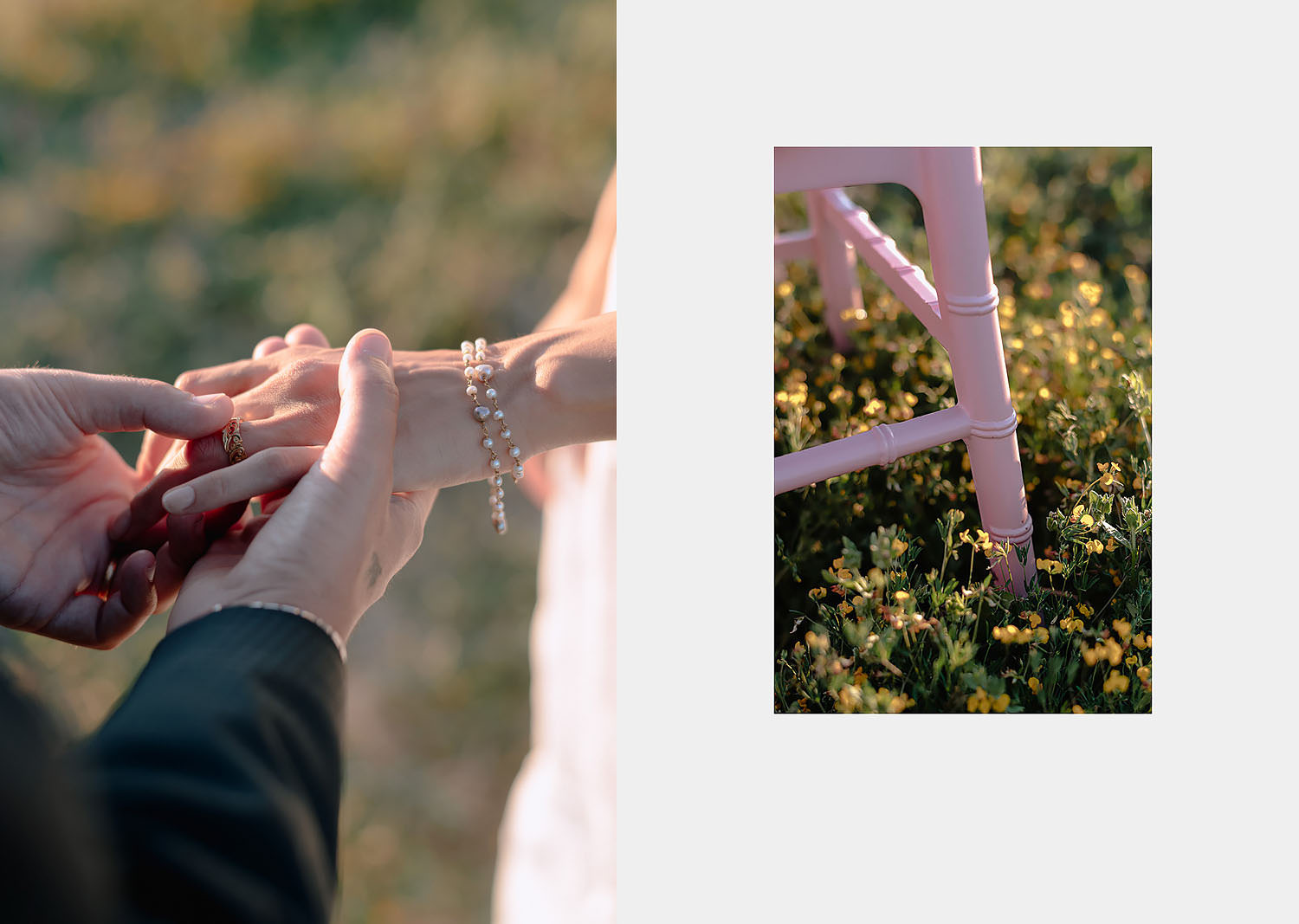 editorial intimate Wedding Inspiration Tuscan Rolling Hills ceremony setup puscina flowers and eventset