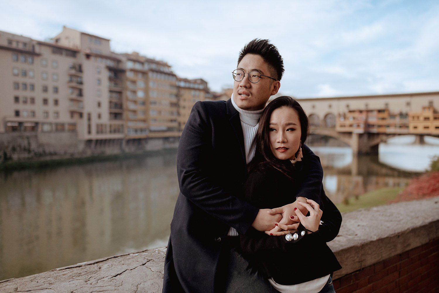 pre wedding photos in florence best asian photographer