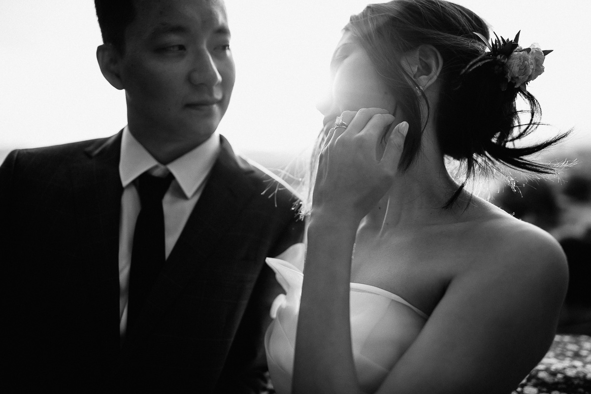in between moment wedding photography